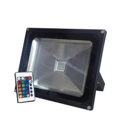 Reflector Led RGB 30 Watts Philco 51215