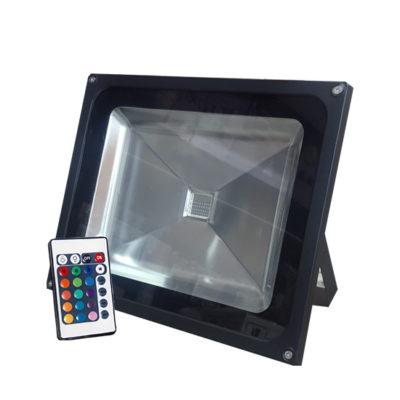 Reflector Led RGB 50 Watts Philco 51229