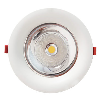 Luminario Downlight Led Alta Potencia 50 Watts 4100K Philco 51904