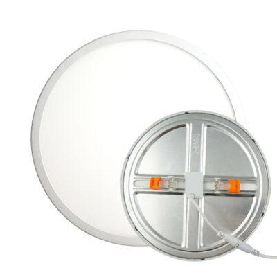 Luminario Downlight Panel Led 20 Watts 6500K Philco 51648