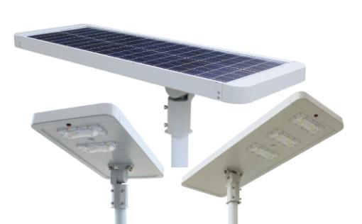 Luminaria Solar Street Light Solar V2 80W Besser Lighting