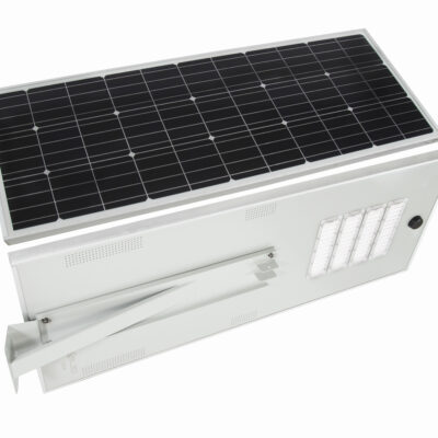 Luminaria Solar Forled All in One 120 watts
